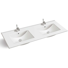 European style modern sanitary ware hotel restaurant used home goods  porcelain cabinet basin