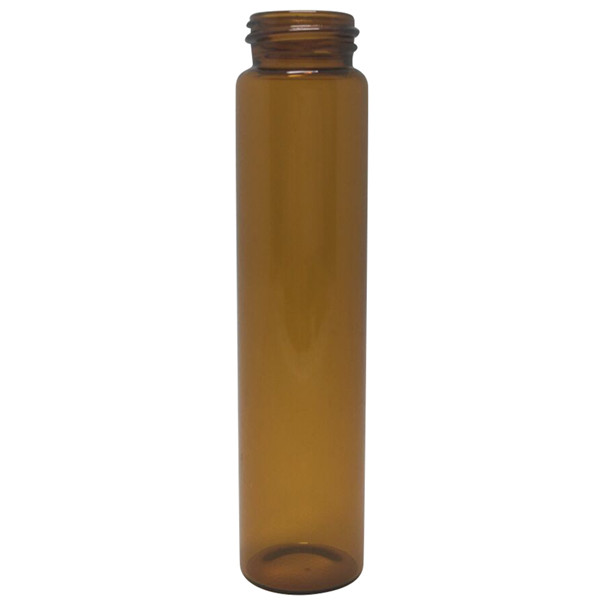 60ml Amber Glass Vial