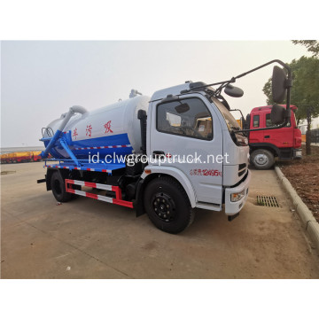 Dongfeng Suction Sewer Cleaning Sewage Truck