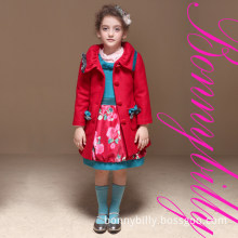 Children Girl Winter Coat (8800)