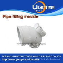 Haute qualité, bon prix, usine de moules en plastique pour la taille standard, tuyauterie, moule, moule, exportateur, taizhou, Chine