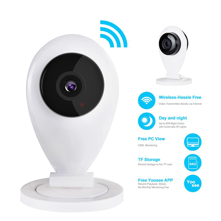 720p Hd Spy Ip Camera