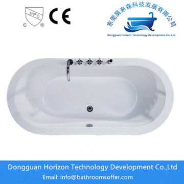 Hotel freestanding  bathtubs whirlpool tub