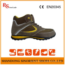 Security Soft Sole Hiking Safety Shoes Comfort Work Shoes