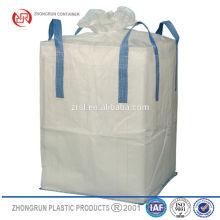 Bolsa grande de plástico de 1 tonelada / sacos super con bolsa de forro para fertilizante