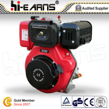 9HP 1500rpm Diesel Engine Red Color (HR186FS)