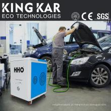 Limpador de escova de carvão para gerador de gás hidrogênio