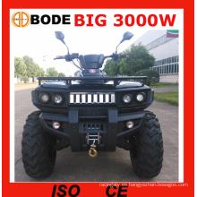 Adultos eléctricos de 3000W nuevo ATV Quad