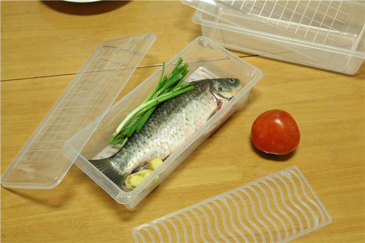 freezer food storage boxes