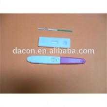 (HBV) dispositivo de prueba combinado de un virus de la hepatitis B de un paso