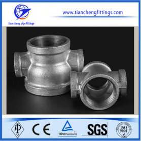 Suitable Construction Malleable Iron Pipe Fittings