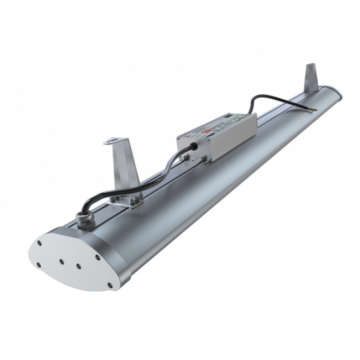 60W Wireless Linear LED Office Wiszące światło