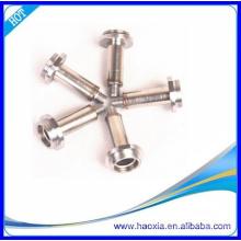 2/2 NC 14,5 mm Durchmesser Edelstahl Pneumatischer Magnetventil Armatur