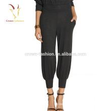 Pantalon de yoga pour femme Fitness, Pantalon de jogging dans Loungewear, Pantalon de survêtement en cachemire