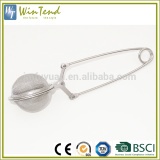 Tea infuser wholesale easy operation stainless steel strainer