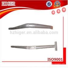 Fundición a presión de aluminio de fundición de precisión de patas de mesa