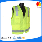 EN ISO 20471 bullet proof vest orange
