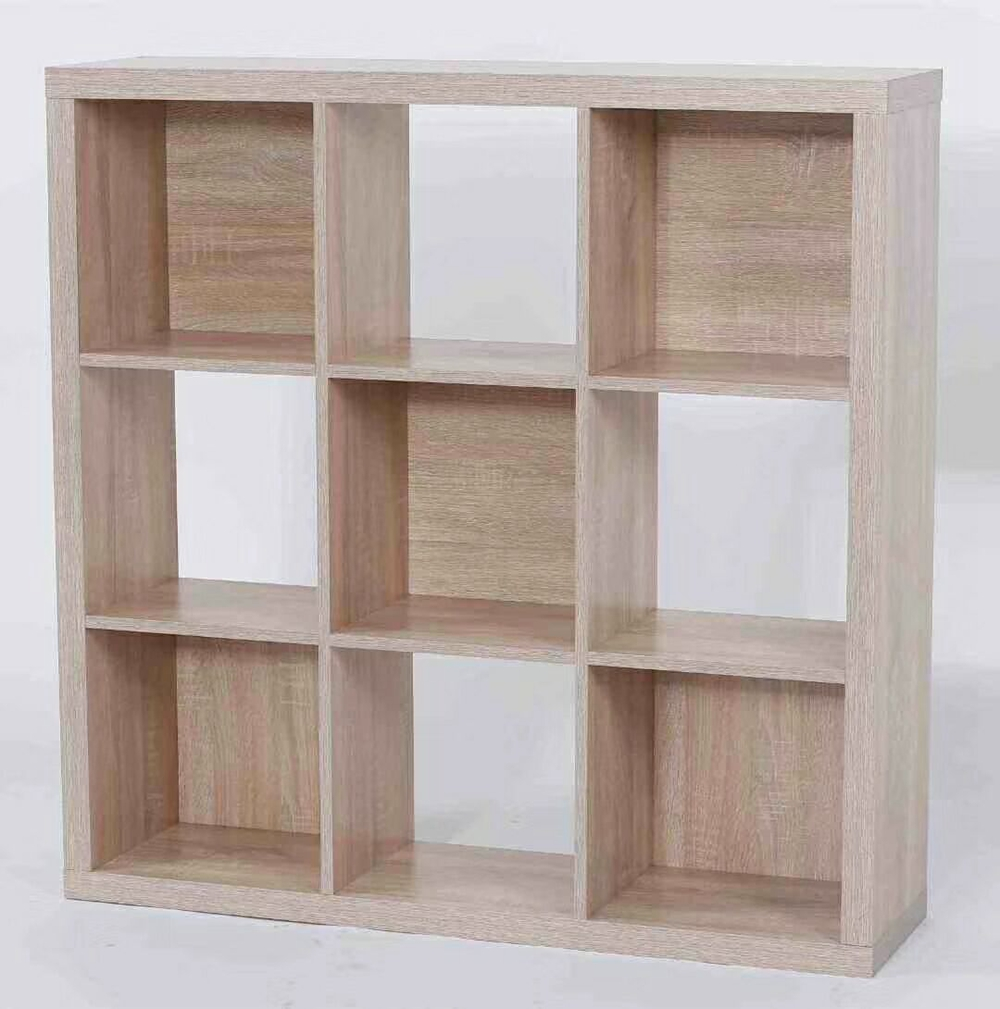 High Quality Melamine Mdf Bookcase China Manufacturer