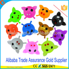 Hot Selling High Quality Colorful Pig Head Splat Ball