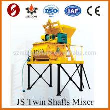 JS500 mezcladora de hormigón portátil en dubai