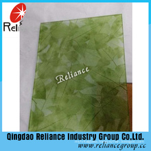 Laminated Glass 6.38mm/Safety Glass 8.38mm/Layer Glass 10.38mm/PVB Glass 12.38mm for Building