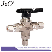 Manual Stainless Steel Instrument Ball Valve