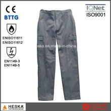 Men′s Safety Fr Pants Workwear Antiflaming Trousers