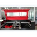 Máquina de corte a laser de venda quente para indústria têxtil da China