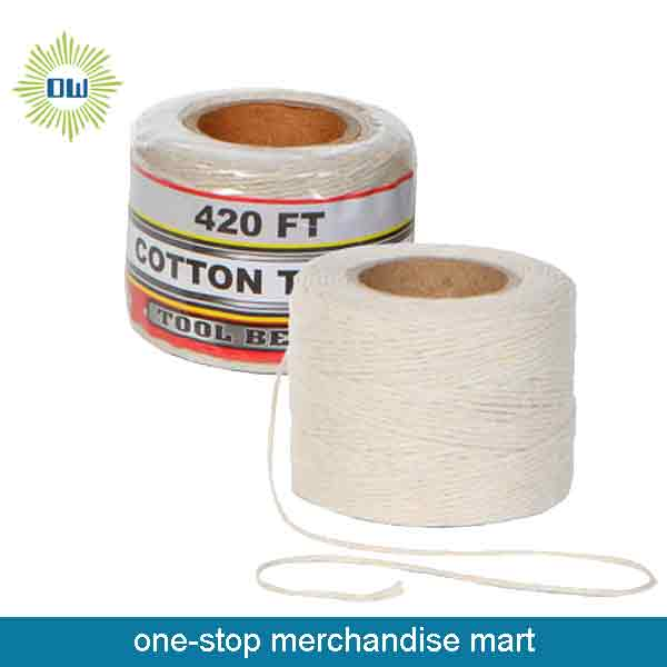 Dollar Items of 420 Feet Cotton Twine
