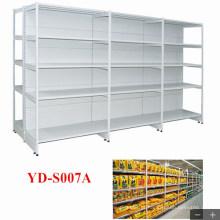 Prateleira de armazenamento de metal ajustável de logística pesada