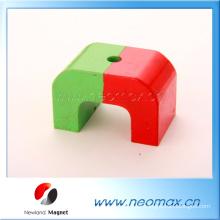 Kundenspezifische U-Form AlNiCo Magneten für heißen Verkauf