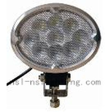 Oval 27W CREE LED Work Light LED Spot Light off Road Light