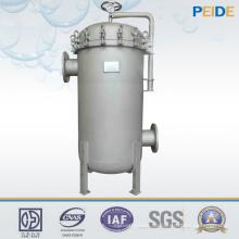Ss316L 20micron 80t / H Nahrungsmittel- und Getränkeindustrie-Taschenfilter