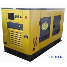 Generador Diesel Silencioso / Generador Industrial / Juego Generador (DG15LN)