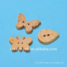 DIY decorative butterfly decorative buttons for clothing