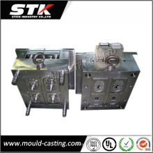 Moldeo por inyección plástico, troqueles / moldes de metal modificados para requisitos particulares de la precisión que estampa
