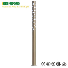 Gorgeous Cylindrical Aluminum Alloy Courtyard Light