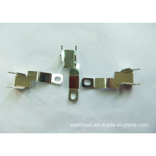 Metal Sheet Stamping Parts with Customized Design and Good Quality