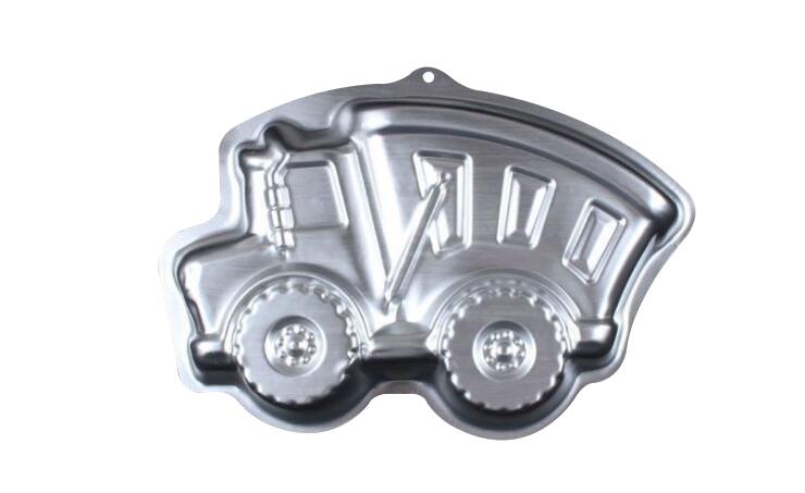 Wilton Dump Truck Aluminium Cake Tin (1)