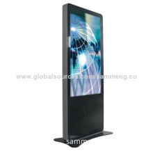 55-inch Floor Stand LCD Player Display, Latest Android SolutionNew