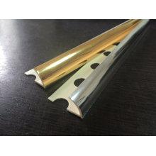 Uso del perfil de esquina de PVC en la pared (YT-0091)