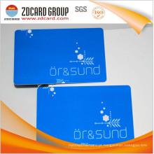 Tamanho Padrão Smart Parking Magnetic Card