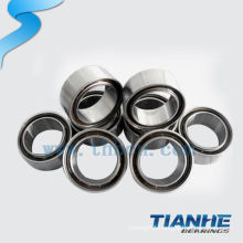 high precision double row bearings angular contact ball bearings 3219