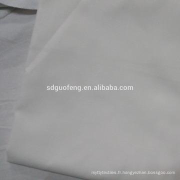 Tissu de literie de CVC T / C ou tissu 100% de tissu de coton Chine jacquard literie
