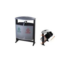 Reciclar el cubo de basura al aire libre (DL 116)