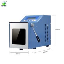 Stérilisateur d'autoclave de laboratoire de capacité 400ml / mélangeur de stomacher / homogénisateur stérile