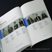 Services professionnels d'impression de menu Entreprises