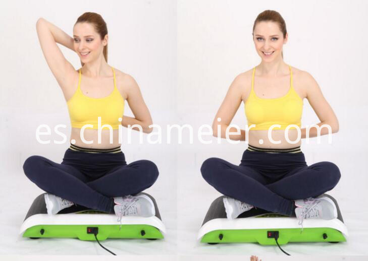Music Electronics Swing Vibration Plate