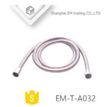 EM-T-A032 Manguera de ducha de acero inoxidable de cobre rojo Accesorio sanitario