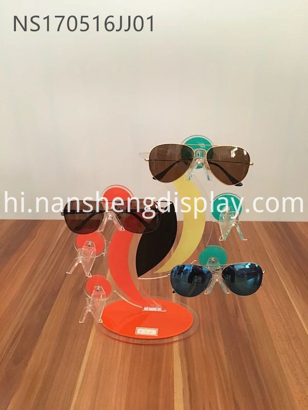 Retail Glasses Display